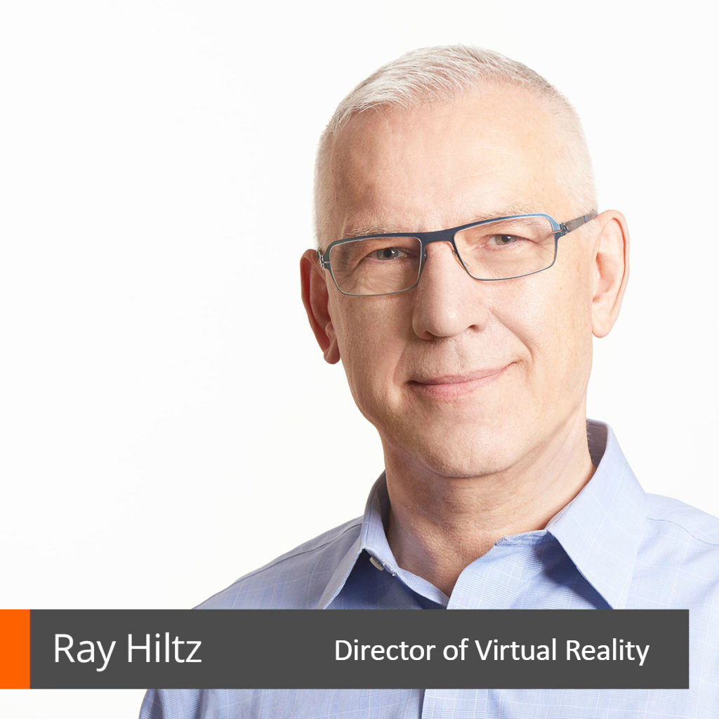 Ray Hiltz Director of Virtual Reality - i24 Call management solutions