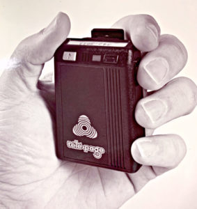Hand model pager